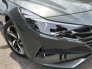 2020 Hyundai i30 CN7.V1 MY21 Elite Grey 6 Speed Sports Automatic Sedan.