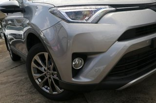 2017 Toyota RAV4 ASA44R MY17 Cruiser (4x4) Silver Sky 6 Speed Automatic Wagon.