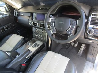 2012 Land Rover Range Rover Vogue L322 12MY TDV8 Autobiography Silver 8 Speed Sports Automatic Wagon