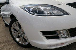 2008 Mazda 6 GH Classic 6 Speed Manual Sedan.