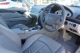 2003 Mercedes-Benz E-Class W211 E240 Avantgarde Blue 5 Speed Sports Automatic Sedan