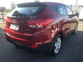 2012 Hyundai ix35 LM MY11 Active (FWD) Red 6 Speed Automatic Wagon.