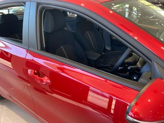 2021 Kia Cerato BD MY21 Sport Runway Red 6 Speed Sports Automatic Hatchback