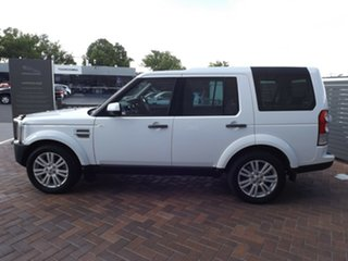 2013 Land Rover Discovery 4 Series 4 L319 MY13 TDV6 8 Speed Sports Automatic Wagon