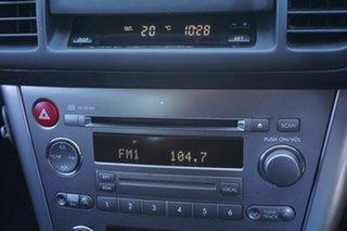 2005 Subaru Outback B4A MY05 AWD White 4 Speed Sports Automatic Wagon
