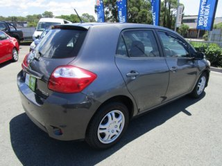 2010 Toyota Corolla ZRE152R MY10 Ascent Grey 4 Speed Automatic Hatchback