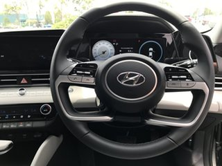 2020 Hyundai i30 CN7.V1 MY21 Elite Grey 6 Speed Sports Automatic Sedan