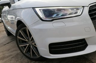 2016 Audi A1 8X MY16 Sportback 1.0 TFSI 7 Speed Auto Direct Shift Hatchback.