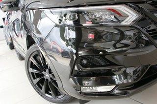 2020 Nissan Qashqai J11 Series 3 MY20 Midnight Edition X-tronic Pearl Black 1 Speed.