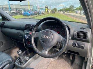 2000 Audi A3 8L MY2000 Silver 5 Speed Manual Hatchback