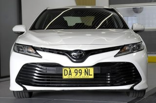 2019 Toyota Camry ASV70R Ascent White 6 Speed Automatic Sedan