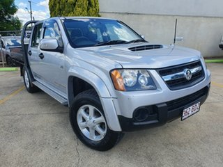 2010 Holden Colorado RC MY10.5 LX Crew Cab 5 Speed Manual Utility.
