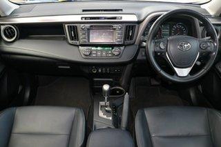 2017 Toyota RAV4 ASA44R MY17 Cruiser (4x4) Silver Sky 6 Speed Automatic Wagon