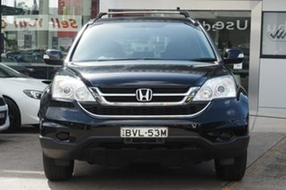 2010 Honda CR-V RE MY2010 Limited Edition 4WD Black 6 Speed Manual Wagon