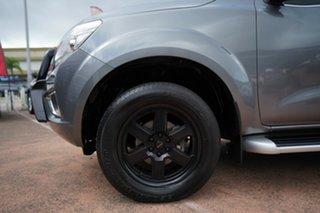 2016 Nissan Navara NP300 D23 ST-X (4x4) Grey 7 Speed Automatic Dual Cab Utility.