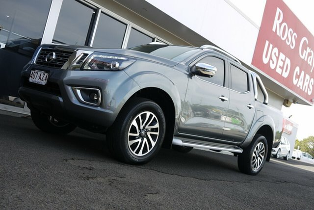 Used Nissan Navara D23 S4 MY20 ST-X Bundaberg, 2020 Nissan Navara D23 S4 MY20 ST-X Grey 7 Speed Sports Automatic Utility