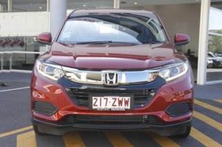 2020 Honda HR-V MY21 VTi Passion Red 1 Speed Constant Variable Hatchback