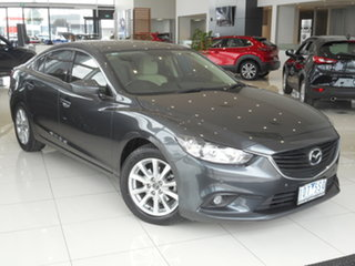 2014 Mazda 6 GJ1031 Touring SKYACTIV-Drive 6 Speed Sports Automatic Sedan.