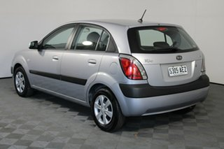 2009 Kia Rio JB MY09 LX Silver 5 Speed Manual Hatchback