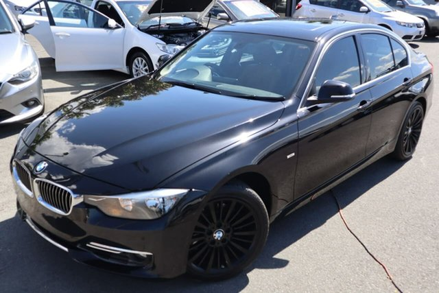 Used BMW 3 Series F30 MY0812 328i Moorooka, 2012 BMW 3 Series F30 MY0812 328i 8 Speed Sports Automatic Sedan