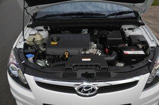 2012 Hyundai i30 FD MY12 CW SLX 1.6 CRDi White 4 Speed Automatic Wagon