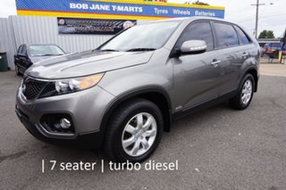 2012 Kia Sorento XM MY12 SI Titanium Silver 6 Speed Sports Automatic Wagon