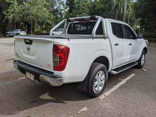 2016 Nissan Navara D23 ST White 7 Speed Sports Automatic Utility