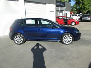 2017 Volkswagen Golf 7.5 MY17 110TDI DSG Highline Blue 7 Speed Sports Automatic Dual Clutch.