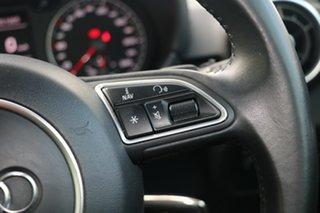 2016 Audi A1 8X MY16 Sportback 1.0 TFSI 7 Speed Auto Direct Shift Hatchback