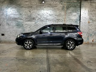 2014 Subaru Forester S4 MY14 XT Lineartronic AWD Premium Grey 8 Speed Constant Variable Wagon