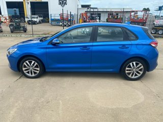 2018 Hyundai i30 PD MY18 Active Blue/310718 6 Speed Sports Automatic Hatchback