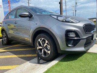 2020 Kia Sportage QL MY21 S 2WD Steel Grey 6 Speed Sports Automatic Wagon.