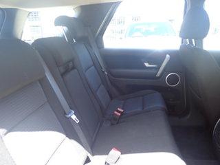 2011 Ford Territory SZ TS (RWD) Silver 6 Speed Automatic Wagon