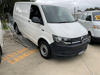 2019 Volkswagen Transporter T6 MY19 TDI340 SWB DSG White 7 Speed Sports Automatic Dual Clutch Van.