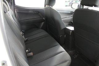 2015 Isuzu D-MAX MY15 SX Crew Cab White 5 Speed Manual Utility