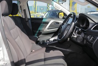 2018 Mitsubishi Pajero Sport QE MY18 GLX Sterling Silver 8 Speed Sports Automatic Wagon