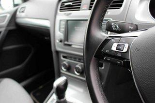 2015 Volkswagen Golf VII MY16 92TSI DSG Trendline White 7 Speed Sports Automatic Dual Clutch Wagon