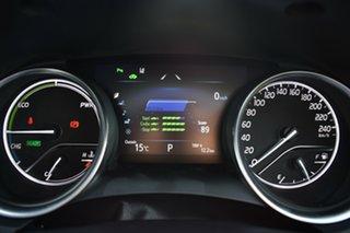 2018 Toyota Camry AXVH71R Ascent Sport Blonde/grey 6 Speed Constant Variable Sedan Hybrid