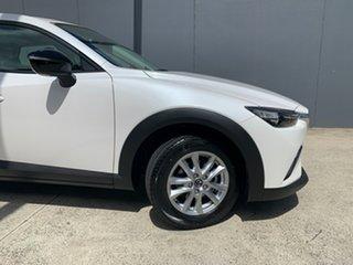 2021 Mazda CX-3 DK2W7A Maxx SKYACTIV-Drive FWD Sport LE Snowflake White 6 Speed Sports Automatic.