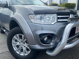 2015 Mitsubishi Challenger PC (KH) MY14 LS Grey 5 Speed Sports Automatic Wagon.