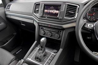 2021 Volkswagen Amarok 2H MY21 TDI580 4MOTION Perm Aventura White 8 Speed Automatic Utility