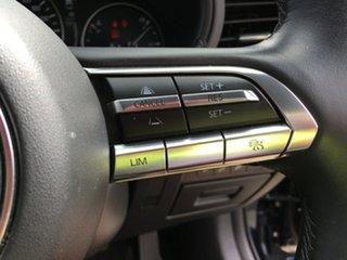 2020 Mazda 3 BP2HLA G25 SKYACTIV-Drive GT Blue 6 Speed Sports Automatic Hatchback
