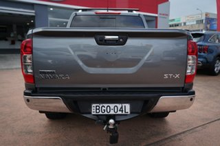2016 Nissan Navara NP300 D23 ST-X (4x4) Grey 7 Speed Automatic Dual Cab Utility