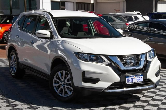 Used Nissan X-Trail T32 Series II ST X-tronic 2WD Attadale, 2020 Nissan X-Trail T32 Series II ST X-tronic 2WD White 7 Speed Constant Variable Wagon