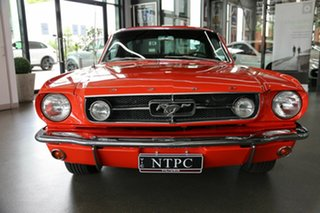 1965 Ford Mustang MY1965 2+2 Fastback Red 3 Speed Manual Fastback