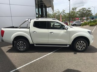 2020 Nissan Navara D23 S4 MY20 ST-X White 6 Speed Manual Utility.