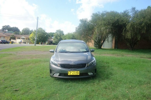 Used Kia Cerato YD MY18 Sport East Maitland, 2018 Kia Cerato YD MY18 Sport Grey 6 Speed Sports Automatic Hatchback