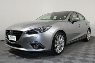 2014 Mazda 3 BM5236 SP25 SKYACTIV-MT Astina Silver 6 Speed Manual Sedan.