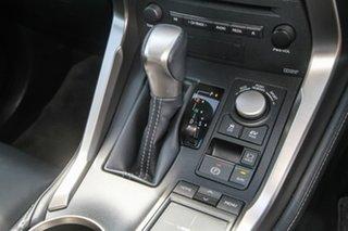 2015 Lexus NX AYZ10R NX300h E-CVT 2WD Luxury White 6 Speed Constant Variable Wagon Hybrid