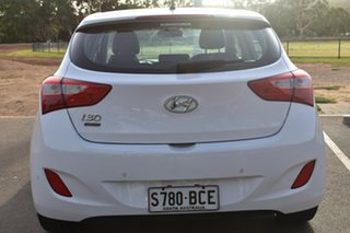 2014 Hyundai i30 GD2 MY14 SE White 6 Speed Sports Automatic Hatchback